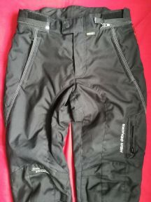 Ladies HEIN GERICKE TRICKY GTX GORETEX® MOTORCYCLE TROUSERS UK Size 14  EU 42